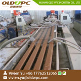 (PE/PP+wood) het Comité van het Profiel/van het Plafond van het Venster WPC/Raad/de Bevloering die van de Deur Uitdrijvend Machine de opruimen