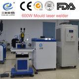máquina de soldar a Laser de fibra 600W/posto de Molde