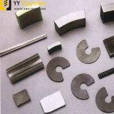 Ímãs de SmCo personalizados resistentes à corrosão com certificação ISO Samário Cobalto