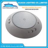 AC12V IP68は樹脂によって満たされるRGB LEDのプールライトを防水する