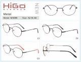De klassieke Ronde Frames van de Oogglazen van de Glazen van het Metaal Optische