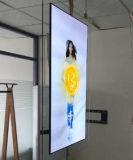 55inch doppio OLED parteggiato che fa pubblicità allo schermo
