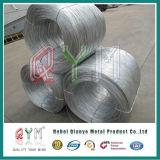 Materiais de Construção em Aço Inoxidável Preto Arame Galvanizado Recozimento Preto Arame