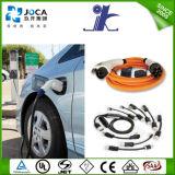 Cavo di carico standard della spina EV di Connetcor EV del caricatore dell'automobile di tipo 1 J1772