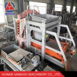Automática máquina de bloques de hormigón10-18 Cant.