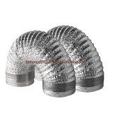 Tubo flexible de aluminio para el sistema HVAC y piezas