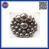 """3/16"""" 4.7625mm AISI52100 Suj-2 a esfera de aço cromado G100 para o rolamento"""