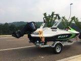 Ad alta velocità peschereccio utilizzato piccolo passeggero da vendere