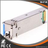 100% Compatibele Optische SFP van de Vezel Bidi Zendontvanger met DDM
