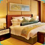 Hotel de madera de roble muebles para el juego de Dormitorio King