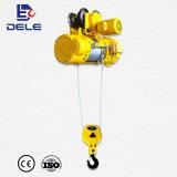 CD1 1ton Kruk van het Hijstoestel van de Kabel van de Draad van het Hulpmiddel van de Lift de Elektrische