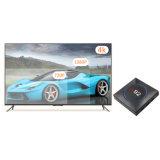I92 androider IPTV Fernsehapparat-Kasten mit Amlohic S905X Support 4K, 2.4G WiFi intelligenter Fernsehapparat-Kasten Media Player der Chip-1GB DDR 8GB Emmc