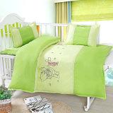 Горячая продажа Микки одеялом покрытия печатных хлопок постельное белье для детей