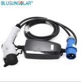 Горячая продажа EV автомобильное зарядное устройство тип разъема SAE J1772/IEC 62196-1 стандарт в США 16A 32A 70A 5 метр для электрического подключения к автомобилю