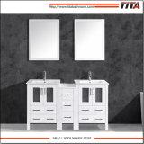 Diseño clásico de alta calidad de la cuenca de cerámica de la vanidad de baño T9214A