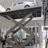 油圧上昇のプラットホームの電気自動車はセリウムが付いている上昇を切る