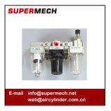 AC Source d'air de type SMC FRL série de machine de traitement