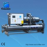 Schraubenartiger wassergekühlter industrieller Wasser-Kühler-Hersteller