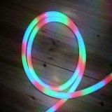 De digitale Hoge Lichtgevende 24V Geen Donkere Flexibele LEIDENE Aera van de Kromme Strook van het Neonlicht