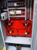 アルミニウムプロフィールCNCの切断はシュナイダーシステムが付いている機械を見た