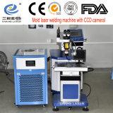 600W Soldador soldadora láser de fibra/del molde