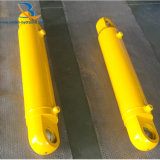 Edelstahl-Wannen-Zylinder für Exkavator