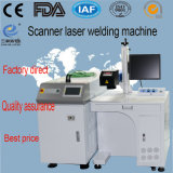 High - Speed Scanner Laser Spot Welidng Machine for Metal Shell