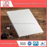 Revêtement en poudre haute résistance des panneaux en aluminium anticorrosion Honeycomb pour Marine/ Yacht/ Navire de croisière