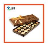 La comida de golosinas de chocolate Caja de papel para embalaje