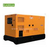 Leiser Typ Dieselenergien-Generator-Hersteller der China-Marken-100kw Yuchai