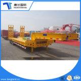 Bergbau/Aufbau/Forstwirtschaft-Maschinerie-/überbelastete Ladung-/Hochleistungs-LKW-niedriger Bett-halb Schlussteil