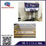 Оборудования для обеспечения безопасности в соответствии с системой видеонаблюдения автомобиля осмотр автомобиля система сканирования