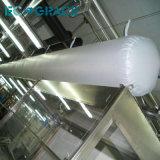 ファブリックHVACの空気換気装置のための柔らかい送風管