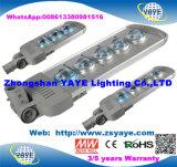 Yaye 18 Hot vendre (disponible Watts: 100W-300W) ajustable S/N 250W Rue lumière LED /conduit avec des feux de route 2/3/5 ans de garantie