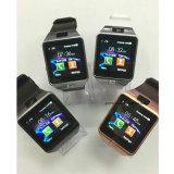 cadeau de promotion DZ09 Bluetooth Smart montre avec appareil photo de 2,0 m