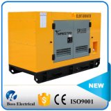 Weifang Engine 디젤 엔진 발전기 세트 디젤 Genset에 의해 강화되는 60Hz 15kw 19kVA Water-Cooling 침묵하는 방음