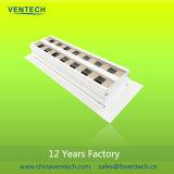 Plenum BoxのHVAC Aluminum Linear Slot Diffuser