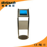 Slim-de-chaussée kiosque (SK120) compact et simple de la borne d'interface conviviale