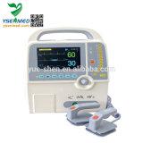 Ys-8000D Hospital Medical premier défibrillateur biphasique à bon marché de l'aide