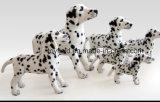 犬のおもちゃはSqueakerロープのプラシ天の供給ペットおもちゃを詰めた
