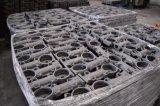 China hidráulico de boa qualidade de fornecedor de piso nas portas de vidro da dobradiça da Mola