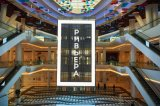 P6mm pleine couleur haute définition de la publicité TV affichage LED