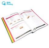 印刷サービスのオフセット印刷フルカラーカタログの印刷