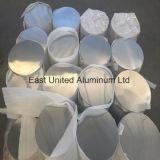 Het Blad van de Cirkel van het aluminium voor de Fabrikant van Cookware China
