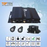 Veículo Inteligente Rastreador GPS com câmera e Combustível (TK510-KW)