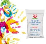 Het Dioxyde TiO2 Anatase 98%Min van het titanium voor Ceramiektegels