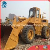 USA utilisé Tractor-Scraper Front-Discharge caterpillar 950e chargeuse à roues (4-cylindres, CAT3304-moteur)