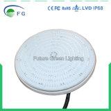 35W RGB 먼 LED 수지에 의하여 채워지는 편평한 PAR56 전구 수영장 빛
