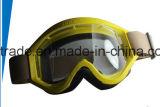 Anteojos de seguridad a prueba de polvo de la PC transparente de los anteojos