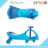 Montado sobre juguetes baratos/Kids Twist Car/sólido vehículo automóvil de giro Toys